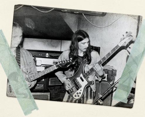 Session in Wismar, Block 17 - März 1986
