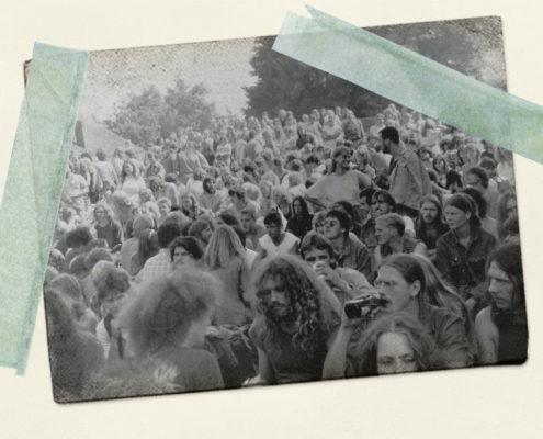 Ketzin Bluessommer August 1986