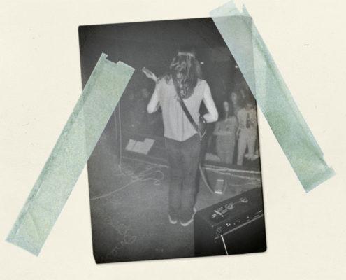 Bluessommer 1985, Gerry Franke!