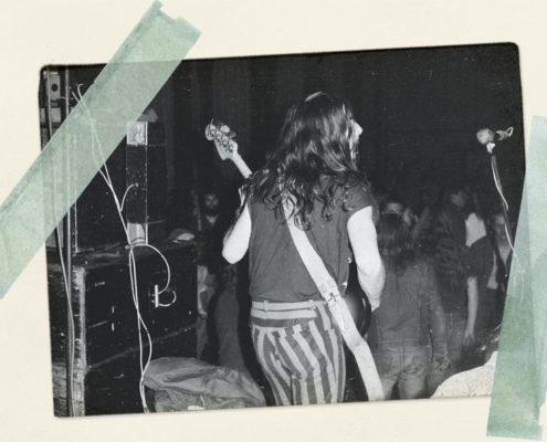 Gestreifte Hosen aus Ungarn - Bluessommer 1986