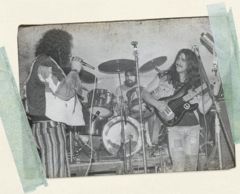 Sommer 1985, Andre kommt so langsam in Fahrt