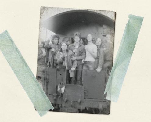 Bluessommer in Bad Doberan mit Kaperung der Kleinspurbahn