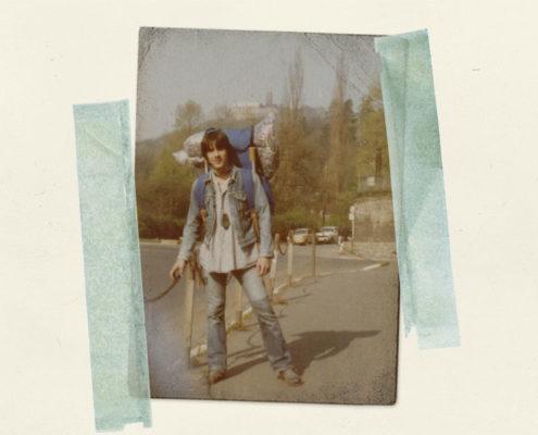 Mein erster Bluessommer 1981 beginnt in Eisenach