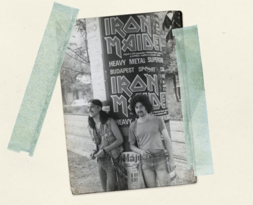 Blues- und Metalsommer Budapest 1984