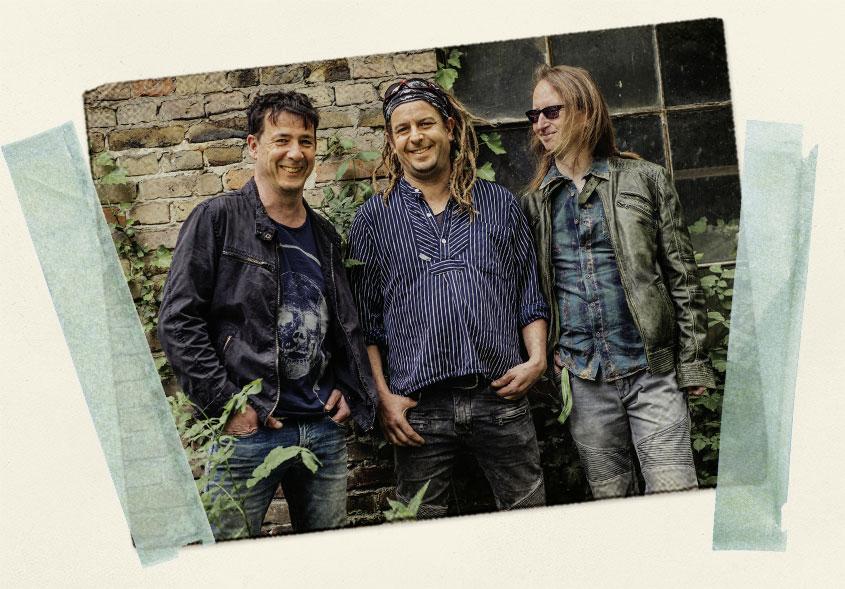 Bluessommer Band Monomann Bild 1