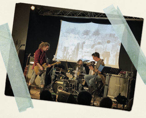 Bluessommer Konzert in Demmin Bild 2