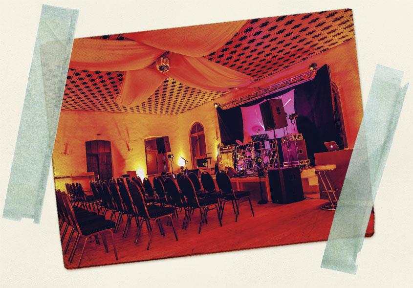 Bluessommer-Konzert und Lesung in Demmin - Fotos Christian Thiele - Bild 1