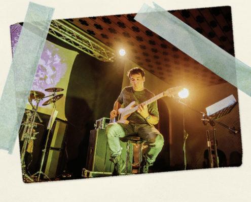 Bluessommer-Konzert und Lesung in Demmin - Fotos Christian Thiele - Bild 13