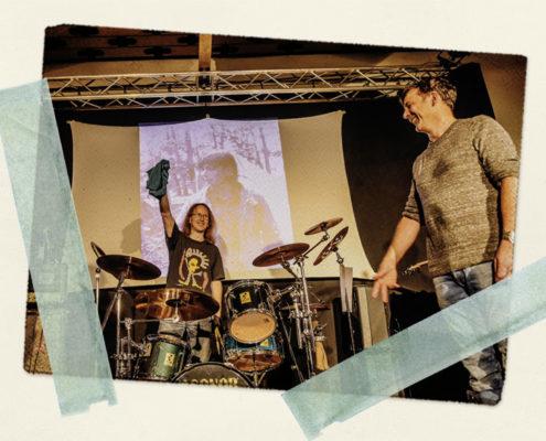 Bluessommer-Konzert und Lesung in Demmin - Fotos Christian Thiele - Bild 16