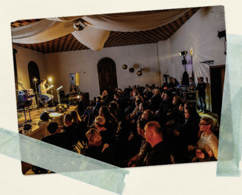Bluessommer-Konzert und Lesung in Demmin - Fotos Christian Thiele - Bild 6