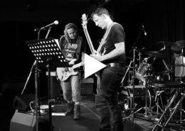 Beitragsbild Video Kay Lutter & Monomann, Titel »Plattengott« im Central Cabaret in Leipzig