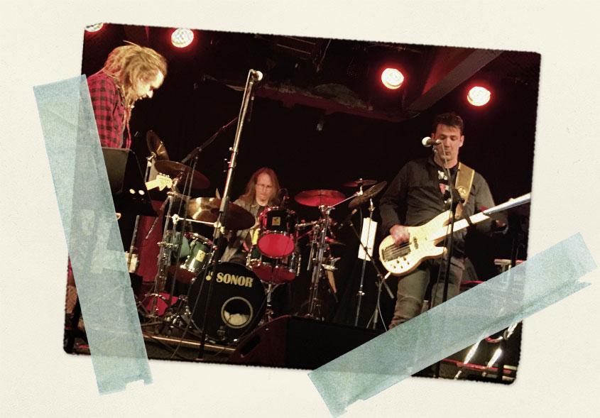 Bluessommer Konzert in Dresden - Club Puschkin - Bild 1