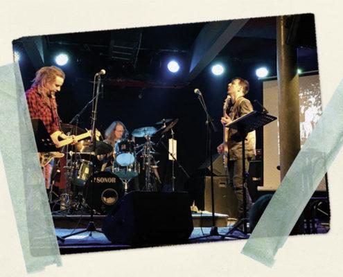 Bluessommer Konzert in Dresden - Club Puschkin - Bild 2