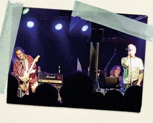 Bluessommer Konzert in Dresden - Club Puschkin - Bild 3