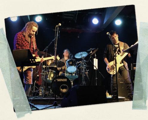 Bluessommer Konzert in Dresden - Club Puschkin - Bild 4