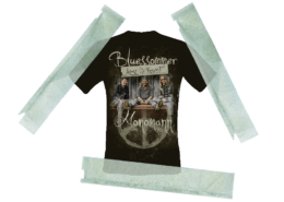 Bild Beitrag Neues Shirt & Neue Termine