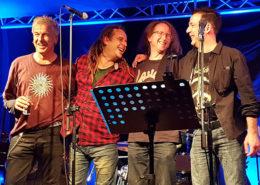 Beitragsbild - Bilder Band Monomann in Jena