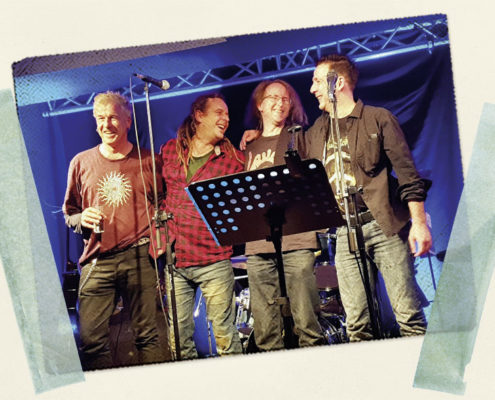 Bluessommer-Konzert in Jena - Location Paradiescafe - Bild 14