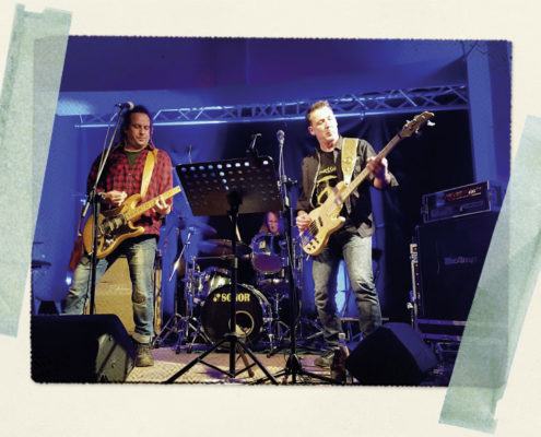 Bluessommer-Konzert in Jena - Location Paradiescafe - Bild 4