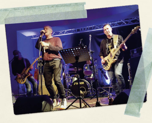 Bluessommer-Konzert in Jena - Location Paradiescafe - Bild 6