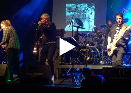 """Beitragsbild Video - Kay Lutter & Monomann - Bluessommer-Lesung & Konzert im Columbia Theater-Titel """"Die Bürokratie"""""""