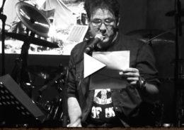 Beitragsbild Video - Kay Lutter & Monomann - Bluessommer Lesung & Konzert Trailer