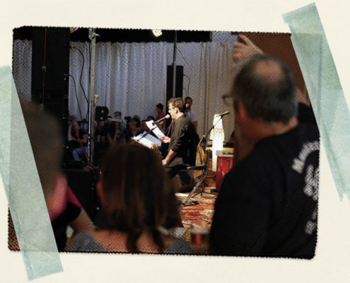 Bluessommer Konzert in Leinefelde Bild 02