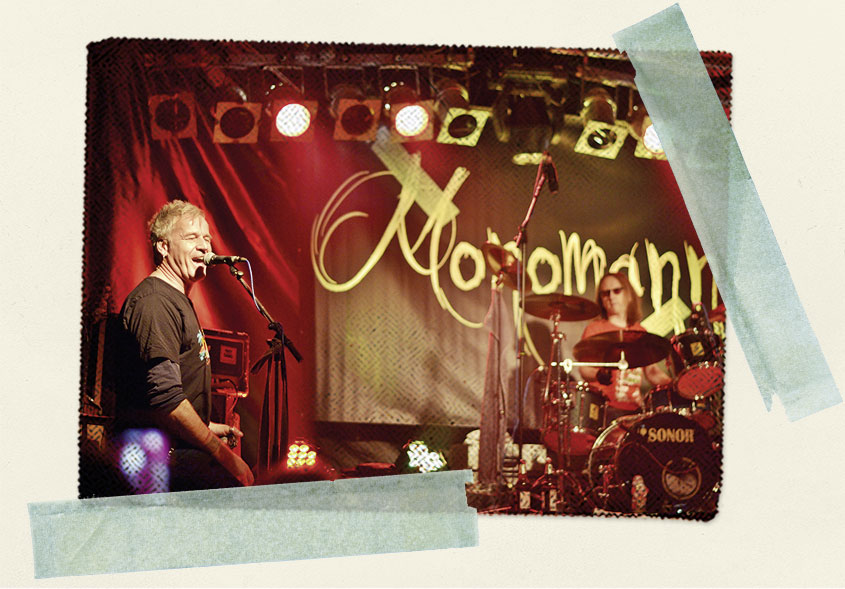 Monomann Konzert in Neustadt/Orla - Part 2 - Bild 01