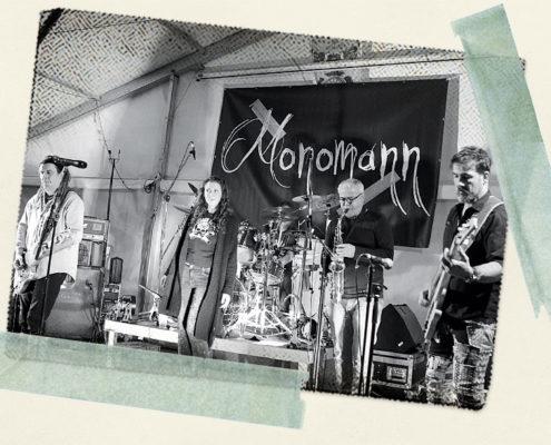 Monomann Konzert in Hohen Neuendorf - Bild 13