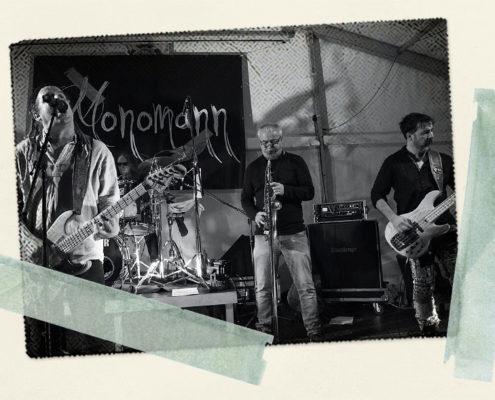 Monomann Konzert in Hohen Neuendorf - Bild 19
